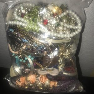 Jewelry - Grab Bag Jewelry Arts & Crafts Beads